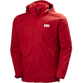 Helly Hansen M's Dubliner Jacket Flag Red
